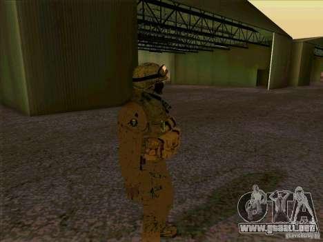 Morpeh americano para GTA San Andreas sucesivamente de pantalla