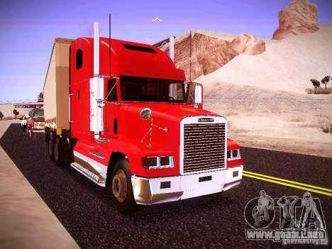 Freightliner FLD 120 para GTA San Andreas
