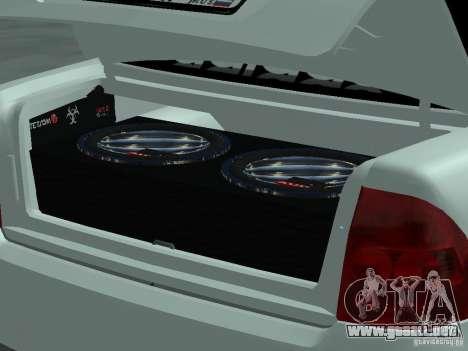 Lada Priora Adidas para la visión correcta GTA San Andreas