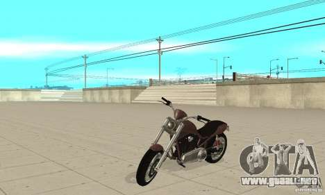 GTAIV Reverant para GTA San Andreas