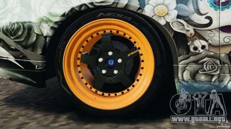 Toyota Soarer Drift para GTA 4 vista interior
