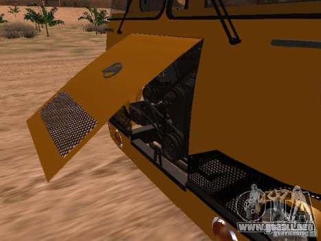 677 LIAZ para la visión correcta GTA San Andreas