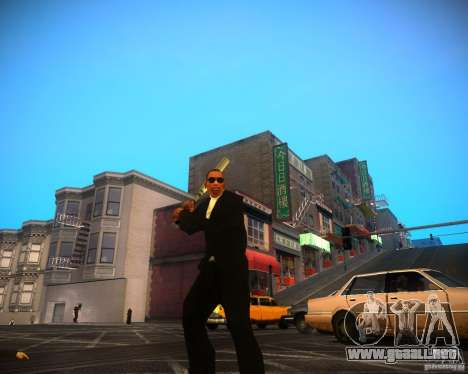 ENBSeries Realistic para GTA San Andreas séptima pantalla