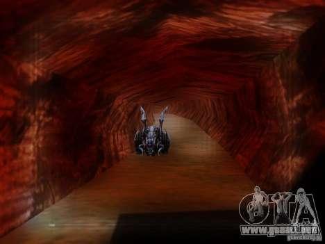 Dragon para GTA San Andreas tercera pantalla
