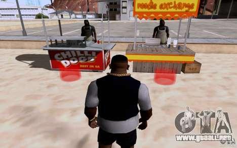 Reality Beach v2 para GTA San Andreas novena de pantalla
