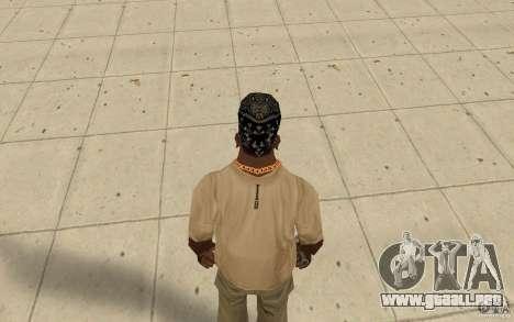 Bandana D12 para GTA San Andreas segunda pantalla
