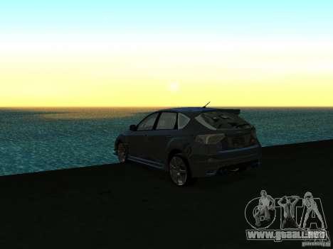 GFX Mod para GTA San Andreas sexta pantalla
