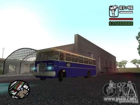Ikarus 630 para GTA San Andreas