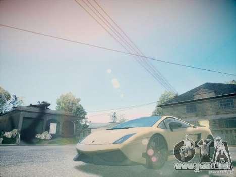 Hybrid ENB Series para GTA San Andreas tercera pantalla