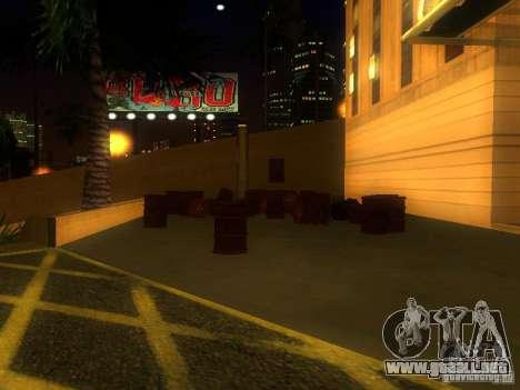 Bomba para GTA San Andreas sexta pantalla