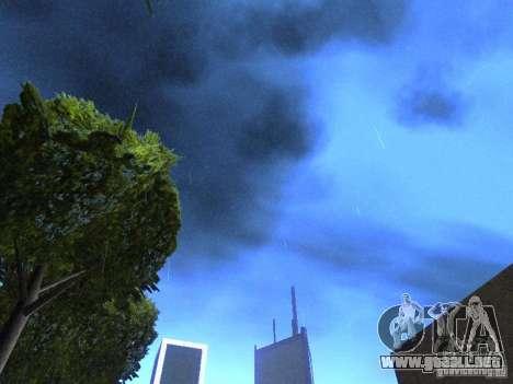 ENBSeries by JudasVladislav para GTA San Andreas décimo de pantalla