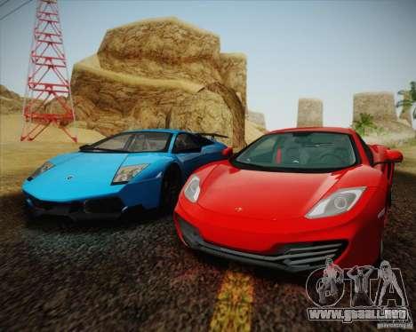 ENBSeries by ibilnaz v 2.0 para GTA San Andreas tercera pantalla