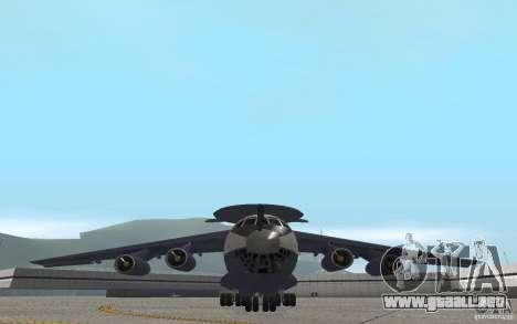 Berijew A-50 Mainstay para visión interna GTA San Andreas
