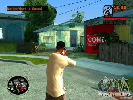 GTA IV Animation in San Andreas para GTA San Andreas octavo de pantalla