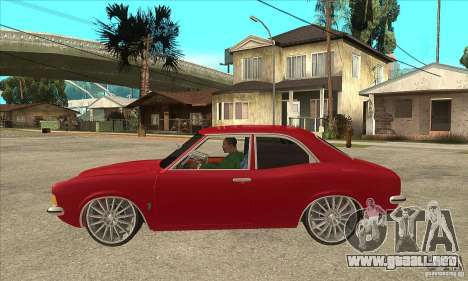 Ford Taunus Coupe para GTA San Andreas left