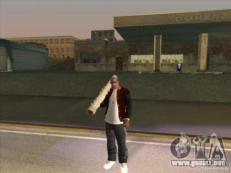 M72 LAW-Bazooka para GTA San Andreas tercera pantalla