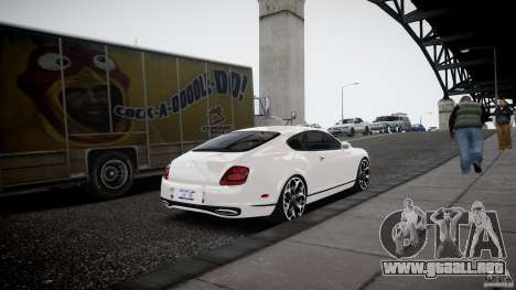 Realistic ENBSeries V1.1 para GTA 4 sexto de pantalla