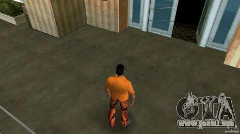 Orange Man para GTA Vice City segunda pantalla