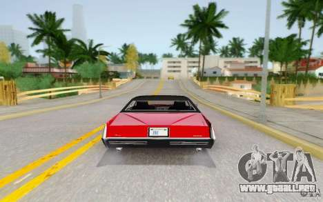 Manana from GTA 4 para la visión correcta GTA San Andreas