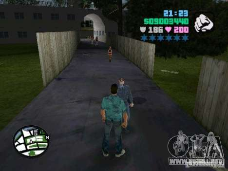 New Police para GTA Vice City segunda pantalla