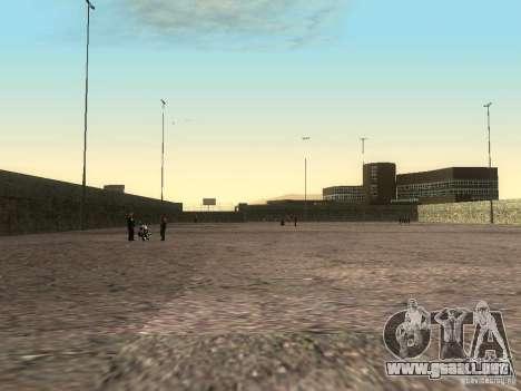 La escuela realista motociclistas v1.0 para GTA San Andreas séptima pantalla