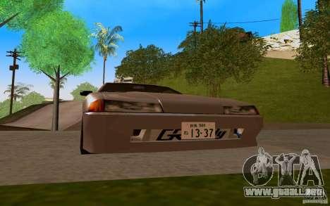 Elegía nuevo para GTA San Andreas left