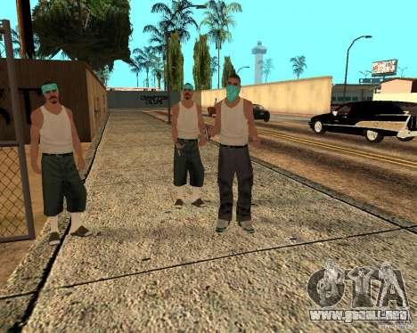 Beta Peds para GTA San Andreas séptima pantalla