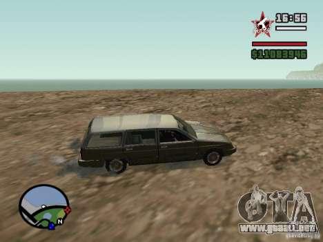 ENBSeries para FX 5200 GForce v2.0 para GTA San Andreas segunda pantalla
