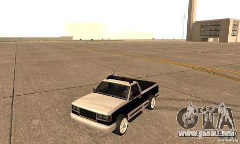 Autumn Mod v3.5Lite para GTA San Andreas sexta pantalla