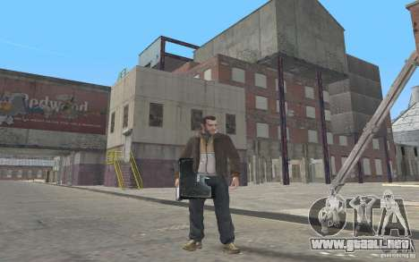 Netbook MSI para GTA San Andreas