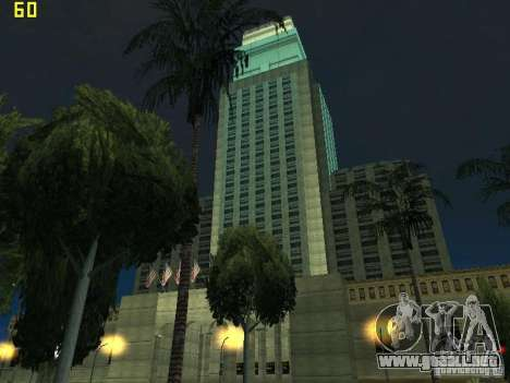 GTA SA IV Los Santos Re-Textured Ciy para GTA San Andreas novena de pantalla