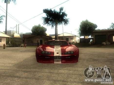 Axis Pegasus para la visión correcta GTA San Andreas