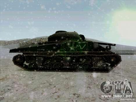 Sherman para GTA San Andreas left