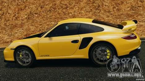 Porsche 911 GT2 RS 2012 v1.0 para GTA 4 left