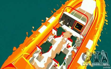 Inferno orange para la visión correcta GTA San Andreas
