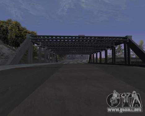 Puente en LS para GTA San Andreas sucesivamente de pantalla