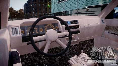 Nissan Terrano para GTA 4 visión correcta