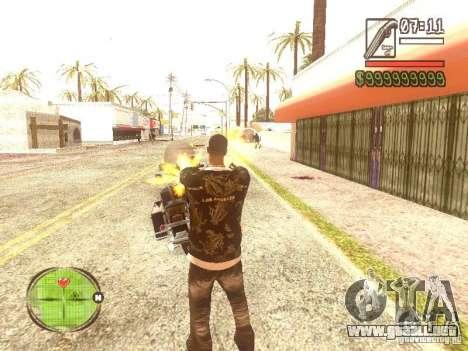 Wild Wild West para GTA San Andreas octavo de pantalla
