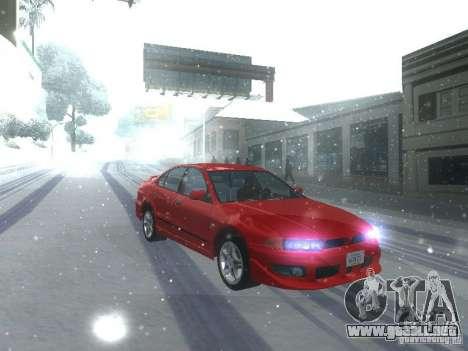 Mitsubishi Galant VR6 para GTA San Andreas left