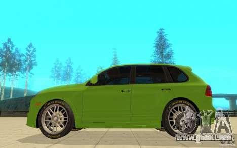 Wild Upgraded Your Cars (v1.0.0) para GTA San Andreas décimo de pantalla