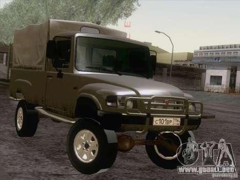 GAS 2308 Ataman para GTA San Andreas