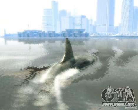 Megalodon para GTA 4 visión correcta