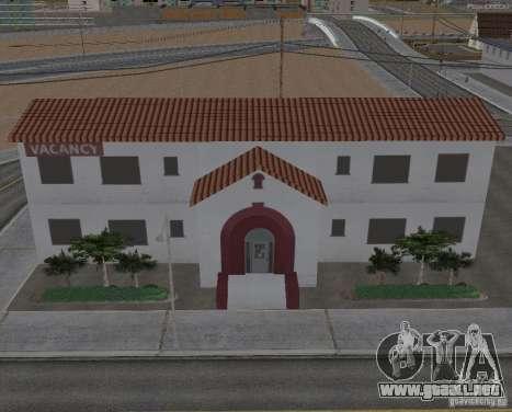 Real New Vegas v1 para GTA San Andreas novena de pantalla