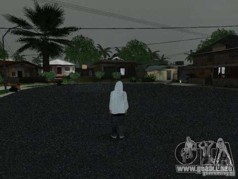 New ColorMod Realistic para GTA San Andreas novena de pantalla
