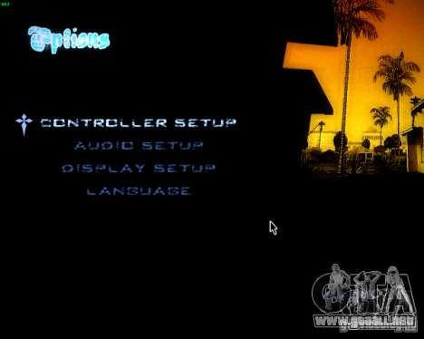 HUD de Silvestro para GTA San Andreas tercera pantalla