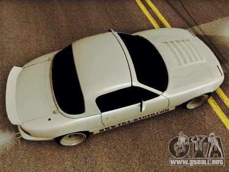 Mazda MX-5 Miata Rocket Bunny para la visión correcta GTA San Andreas