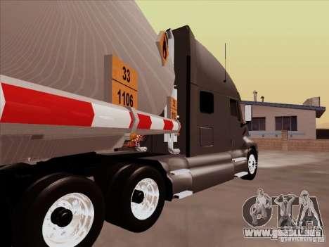 Kenworth T2000 para la visión correcta GTA San Andreas