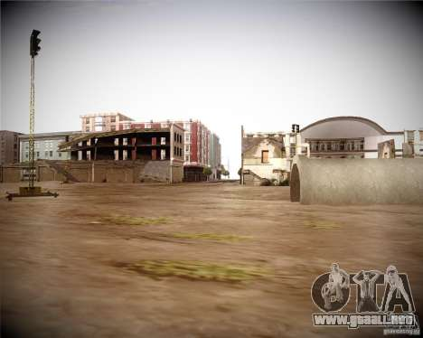Una colección de mods gráficos para GTA San Andreas tercera pantalla