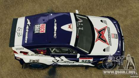 Mitsubishi Montero EVO MPR11 2005 v1.0 [EPM] para GTA 4 visión correcta