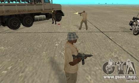 Doble 2 para GTA San Andreas tercera pantalla